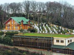 В России беглый Янукович устроил себе миниатюрное Межигорье, соседи-сочинцы недовольны