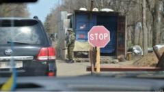 Боевиков испугала возможность блокады