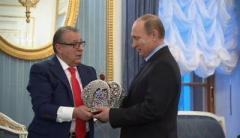 Представитель РПЦ предложил короновать Путина