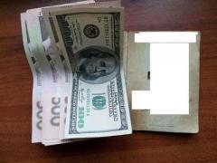 """Через КПВВ """"Майорск"""" мужчина пытался провезти 60 тысяч долларов (ВИДЕО)"""