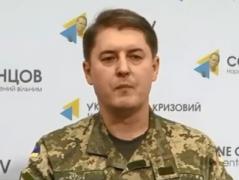 За прошедшие сутки в зоне  АТО  ранены 4 украинских военных
