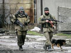 В Луганске боевики задерживают людей за призывы к борьбе с оккупантами