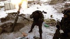 Сводка: оккупанты обстреляли Троицкое и Зайцево из 120-мм и 82-мм минометов. ВИДЕО