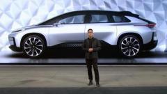 Faraday Future показала главного конкурента Tesla Model S (ВИДЕО)
