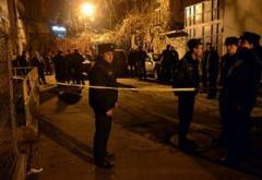 """Террорист из """"ДНР"""" в Москве расстрелял соседа по квартире, ранил полицейского и застрелился: опубликовано шокирующее видео кровавой трагедии. ВИДЕО"""