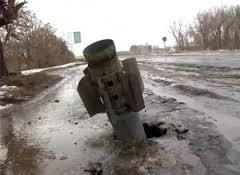 В районе КПВВ на линии разграничения на Донбассе зафиксированы неразорвавшиеся снаряды и мины
