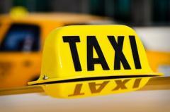 С 1 января поездка в такси «влетает» жителям Доброполья «в копеечку»