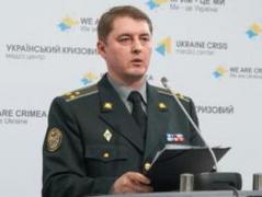 За прошедшие сутки в зоне  АТО  ранены трое  украинских военных