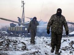 На донбасском фронте обострение ситуации: увеличилось количество обстрелов, есть ранения среди бойцов ВСУ