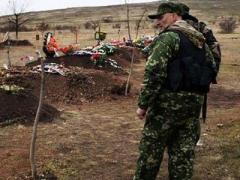 В результате ошибочного минометного обстрела один боевик убит и трое ранены - разведка