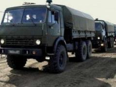 В Донецке боевики перебрасывают технику и живую силу к линии разграничения