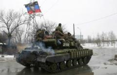 Сегодня боевики вели обстрелы на всех направлениях донбасского  фронта, ранение получил украинский военный