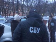 СБУ викрила на хабарі чиновника Краматорської міськради (ФОТО)
