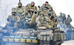 В зоне АТО произошел переломный момент в пользу Украины, начинается финальное освобождение Донбасса от российских оккупантов