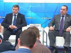 """Невзоров назвал главаря """"ДНР"""" Захарченко """"уникальным идиотом"""""""
