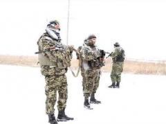В зоне АТО погиб украинский военный, количество обстрелов уменьшилось