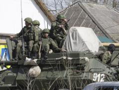 Росія формує біля кордону з Україною мотострілкову дивізію