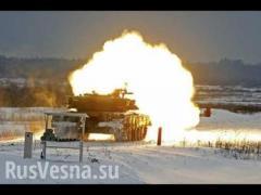 Оккупированный Донецк содрогается от разрыва снарядов, в районе Авдеевской промки идет бой