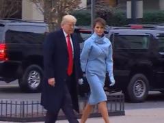 В Вашингтоне начинается инаугурация Трампа (ФОТО, ВИДЕО)