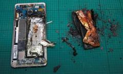В Samsung выяснили истинную причину возгорания смартфонов Galaxy Note 7