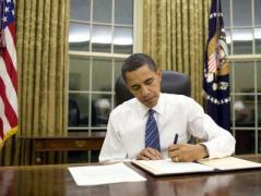 «Вы сделали меня лучшим лидером и лучшим человеком» - Обама попрощался с американцами