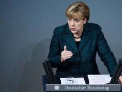 Меркель прокомментировала инаугурационную речь Трампа