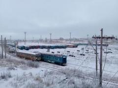 """Боевики """"ДНР"""" обвинили ВСУ в повреждениях Ясиноватского железнодорожного депо"""