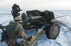 ВСУ заняли новые позиции на Донбассе