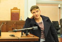 """Савченко рассказала о """"договорняке"""" с Тимошенко и пояснила, почему не нужны перевыборы Рады"""