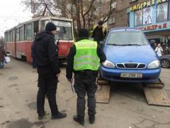 В Мариуполе случился транспортный коллапс (ФОТО)