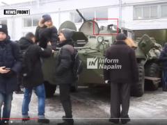 Донецкие боевики похвастались российской военной техникой, но представили и ее как советскую (ВИДЕО)