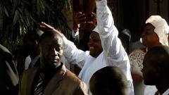 Конфликт в Гамбии: новый президент вернулся в страну