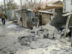 В сети опубликовали последствия обстрелов Петровского района Донецка (ФОТО)