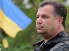 40 тысяч добровольцев защищают Украину в зоне АТО - Полторак