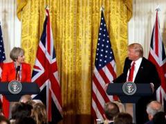"""""""На хорошие отношения надеемся, но о снятии санкций говорить рано""""  - Трамп об антироссийских санкциях"""