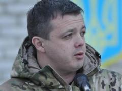 Блокада Донбасса: Семенченко грязно оскорбил журналиста, пытавшегося взять у него интервью (ВИДЕО)