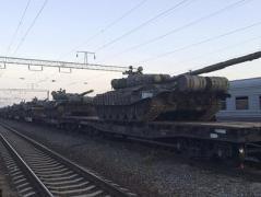 Из России на оккупированный Донбасс идет отдельная железнодорожная ветка, по которой подвозят вооружение