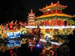 Китай отмечает Новый год по Лунному календарю