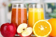 Как готовить и пить соки для повышения иммунитета