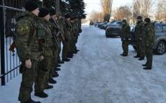 В Авдеевку направлен дополнительный отряд полиции