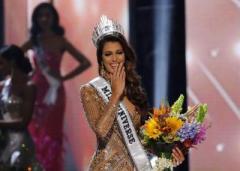 Новой «Мисс Вселенная» стала француженка-стоматолог (ВИДЕО)
