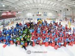Праздник детского хоккея – «Супер-Контик» Junior Hockey Cup