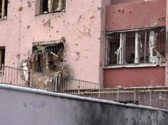 В сети опубликованы свежие фото разрушений в Киевским районе Донецка (ФОТО)