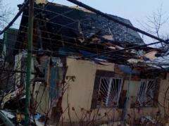 За 4 суток в Авдеевке ранены 6 мирных жителей, повреждены 26 домов