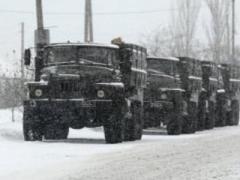 """Много """"Градов"""" и тентованных грузовиков - ОБСЕ зафиксировала военную технику боевиков"""