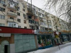 В сети опубликованы фото разрушений Донецка после ночного обстрела (ФОТО)
