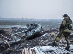 Боевики несут потери на Светлодарской дуге