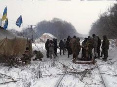 """""""Железнодорожная"""" блокада Донбасса приведет к замораживанию конфликта на долгие годы (ВИДЕО)"""