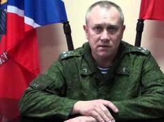 """Убитый главный """"милиционер ЛНР"""" мог быть заменой Плотницкому"""