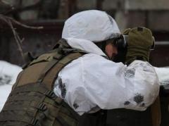 Українські військові відбили атаку бойовиків біля Авдіївки